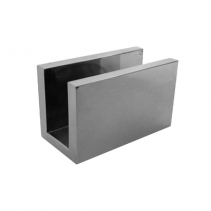 glass panel wall brackets