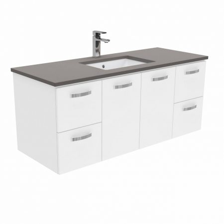 universal wall-hung stone vanities