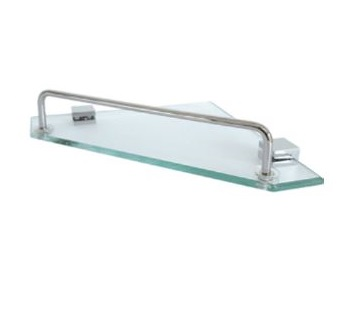 Jasmin Corner Glass Shelf