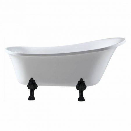 claw foot freestanding bath