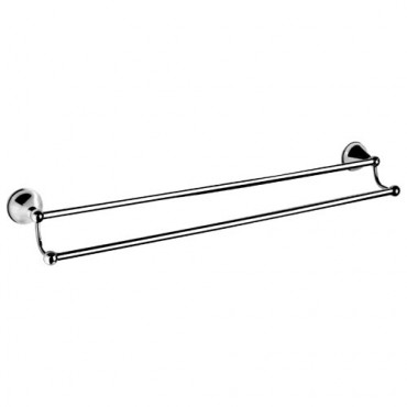 Dallas Double Towel Rail