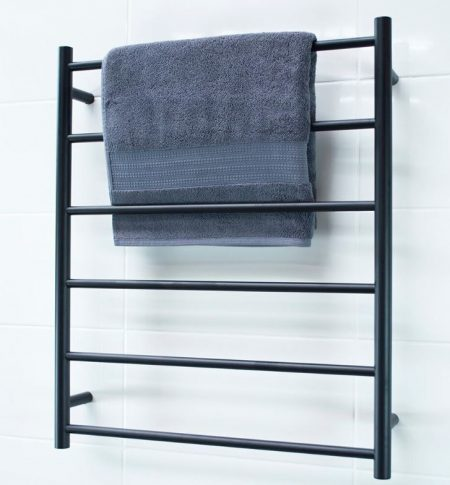 BLTR01 Black Non-Heated Towel Ladder