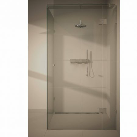 no seal frameless shower screens