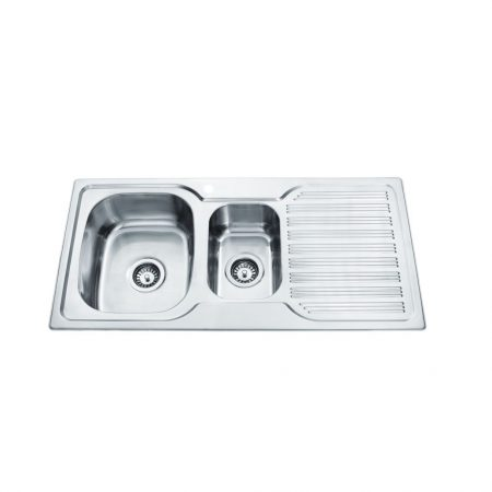 One & Half Bowl Sinks