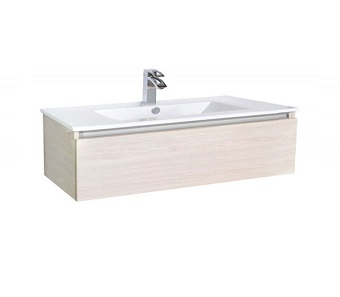 glacier all drawer slim vanities