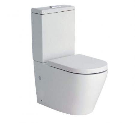 lambada back to wall toilet