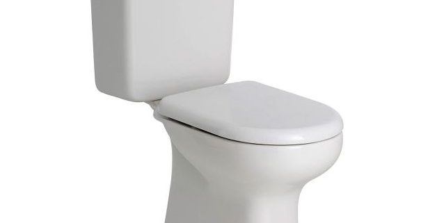 liwa close coupled toilet