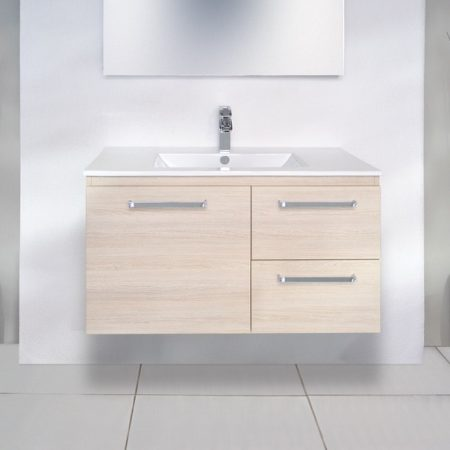 glacier twin vanities