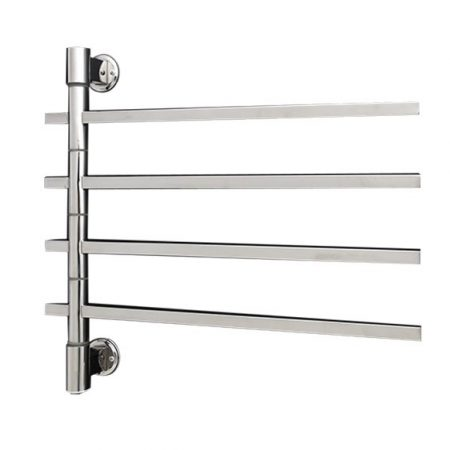 SV35 Swivel Heated Towel Rail