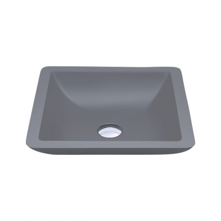 tessa 420 grey stone basin