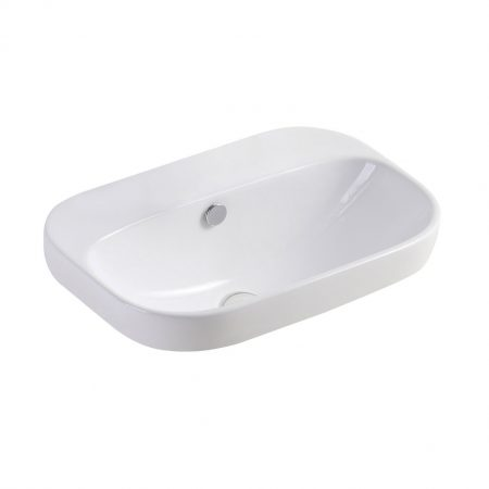 parisa semi-inset basin