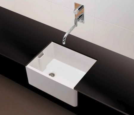 belfast single butler sink