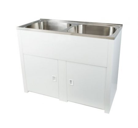 Everhard Classic Double Laundry Cabinet