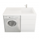 Everhard Bloom Laundry Cabinet