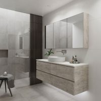 Nevada Plus Vanities – Choose Colour – 750-1800mm – 460mm Depth