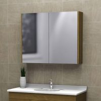 Denver Mirror Cabinets – Choose Colour – 600-1800mm