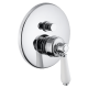 Abey Provincial Wall Diverter Mixer