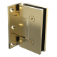 Wall To Glass Offset Swing Hinge