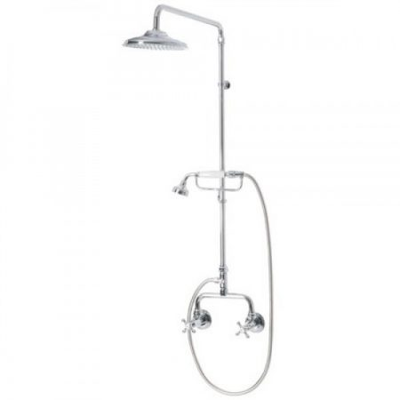 Bastow Victorian Exposed Telephone Shower Combo