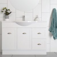Chelsea Vanities – Choose Colour – 600-1200mm – 340mm Depth