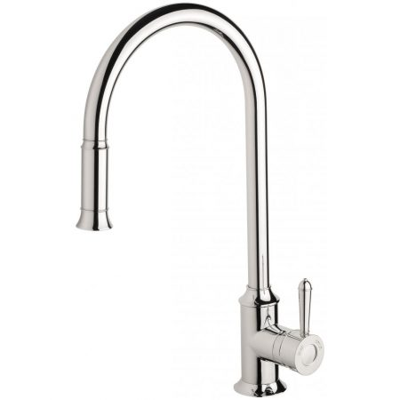 phoenix nostalgia pull out sink mixer