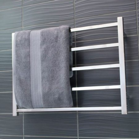 SLTR03 Non-Heated Towel Ladder 600mm