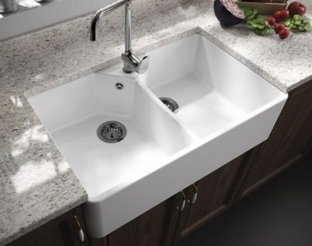 chester double butler sink