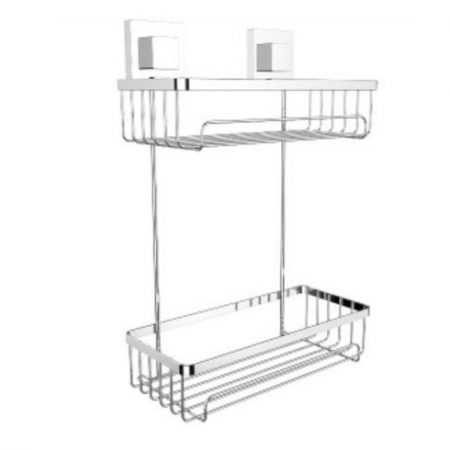 naleon elite 2 tier rectangular basket