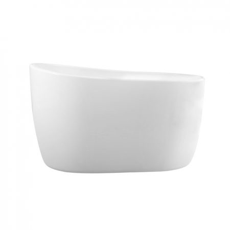 cosmo compact freestanding bath