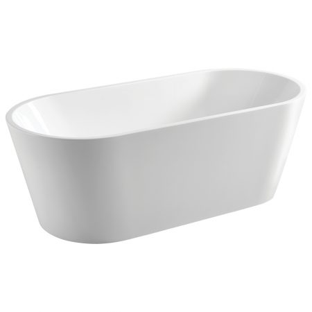 shelly freestanding bath