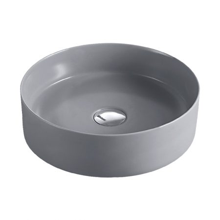 reba light grey above counter basin