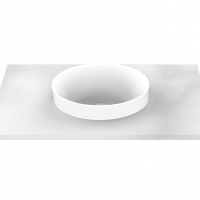 Joy Semi-Inset Basin | 280x190x50mm
