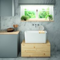 Tribo Single Butler Sink | 597x425x380mm