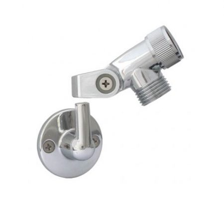 Pin Bracket & Swivel Elbow