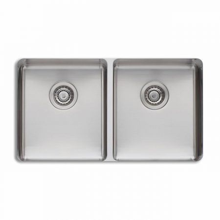 Oliveri Project Double Bowl Sink