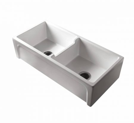 Patri Double Butler Sink