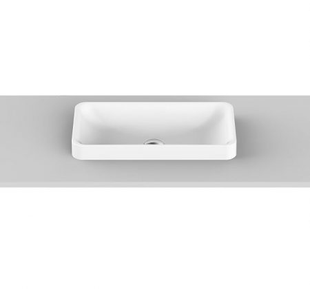 Faith Semi-Inset Basin