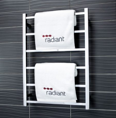 SLTR01 Non Heated Towel Ladder 600mm