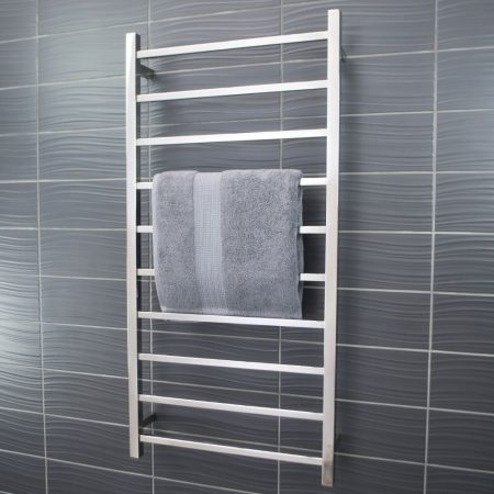 STR02 Heated Towel Ladder