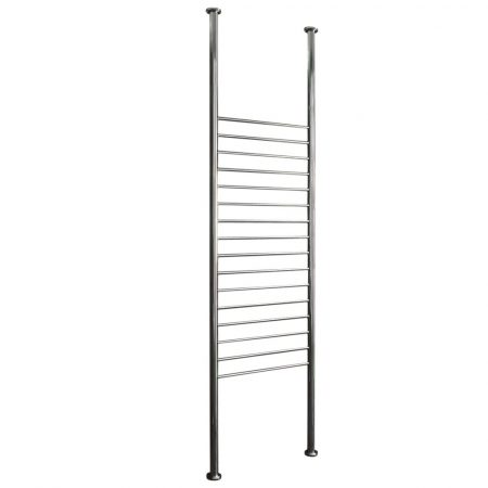 Floor To Ceiling Heated Towel Ladders