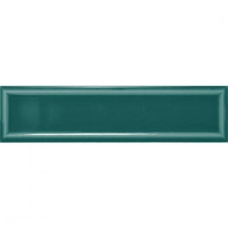 Edge Dark Green Subway Tile