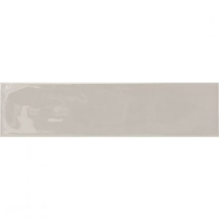 Edge Light Grey Subway Tile