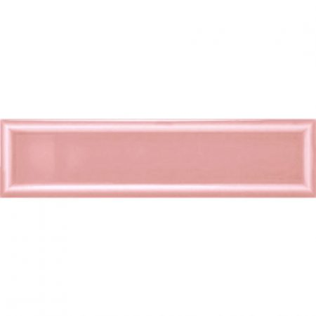 Edge Pink Subway Tile