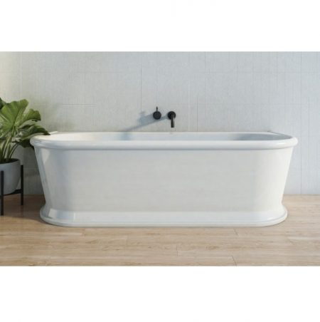 Decina Oxford Back To Wall Bath
