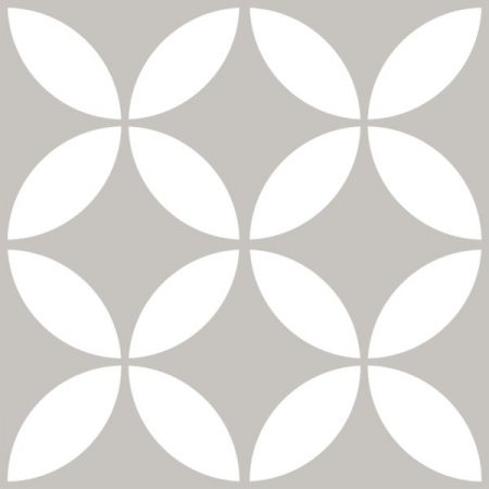 Picasso Star Grey Tile
