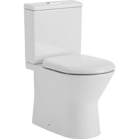 Escola Rimless Back To Wall Toilet