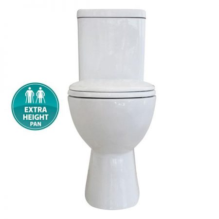 Extra Height Toilets