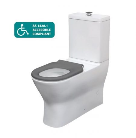 Delta Back To Wall Care Toilet