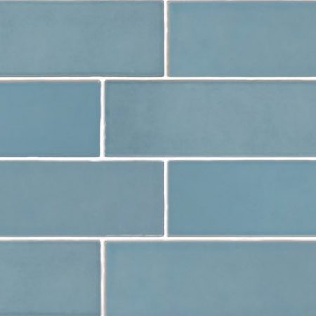 Casablanca Baby Blue Subway Tile