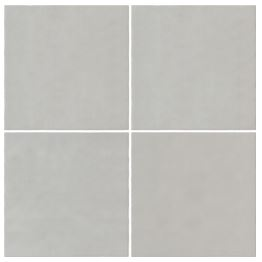 Casablanca White Square Tile
